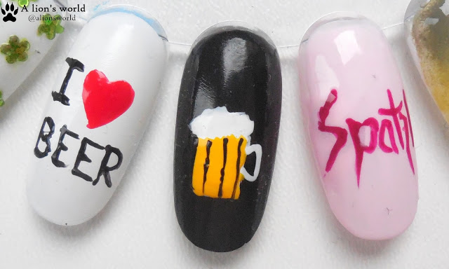 Oktoberfest-Naildesigns